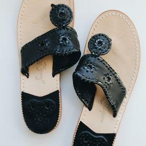 Size 9 Jack Rogers Flat Sandal